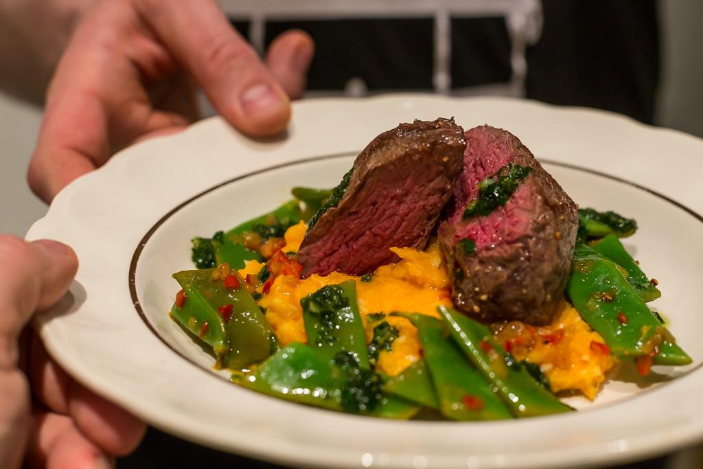 Middag från Kochhaus | Foto: Michael Krantz